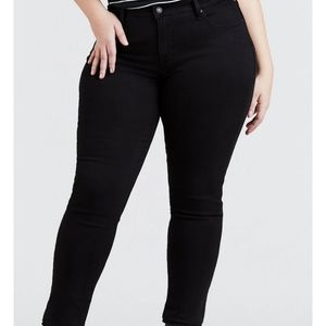 NWT LEVI'S 311 Sculpt shapping skinny jeans